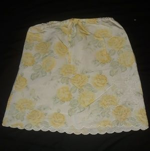Gaps Floral Mini Skirt